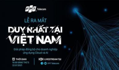 Đón chờ sự kiện ra mắt giải pháp đồng bộ cho doanh nghiệp ứng dụng Cloud và AI của FPT Telecom vào ngày 22/7